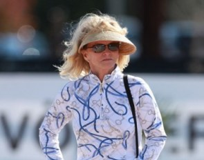 Debbie McDonald, current U.S. Dressage Development Coach :: Photo © Astrid Appels