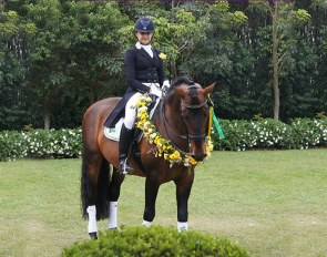Giovana Pass and Zingaro de Lyw win the 2018 Brazilian Grand Prix Championships