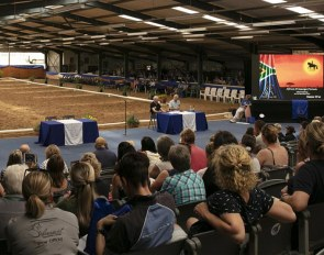 The first ever African Dressage Forum held in Johannesburg on 24 - 24 November 2018 :: Photo © Hilary O'Leary