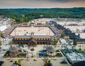Tryon was the venue to probably host the last World Equestrian Games in 2018