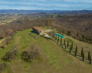 Villa Buta in Monterchi, Italy - MUST SELL NOW