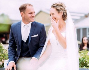 Tristan Tucker and Katja Gevers got married