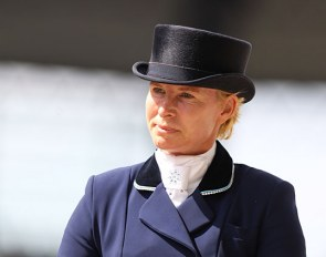 Nadine Capellmann at the 2018 CDIO Aachen :: Photo © Astrid Appels