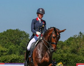 Charlotte Dujardin competed in the Hickstead - Rotterdam Grand Prix Dressage Challenge. Watch her on Horse & Country TV