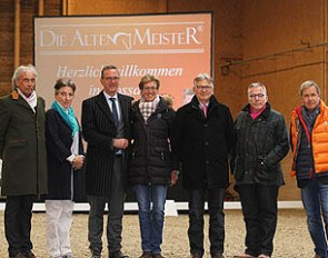 2016 Die Alten Meister Forum in Gossau with Silvia Ikle, Christof Umbach, and Heike Kemmer amongst other experts
