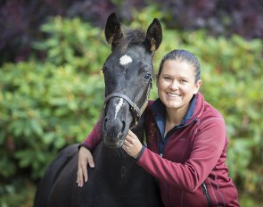 Emma Blundell of Mount St. John Boasts a Spectacular Collection of Uniquely Bred Dressage Foals - Now fillies and colts offered for sale