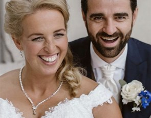 Joyce Heuitink and Simon van Rooijen got married!