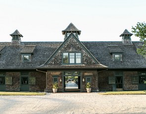 Crosiadore Farm, a professional Oldenburg dressage horse breeding and training facility in Maryland, U.S.A.