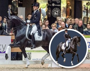 Global Dressage Auction: On 23 - 26 January 2021 they are auctioning exclusive dressage embryos, including a Total U.S. x Ferro embryo