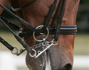 Tongue problems also arise at youth riders' level
