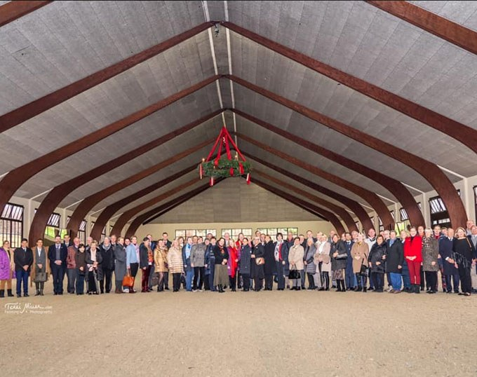 The 2019 IDOC General Assembly at Schafhof in Kronberg :: Photo © Terri Miller