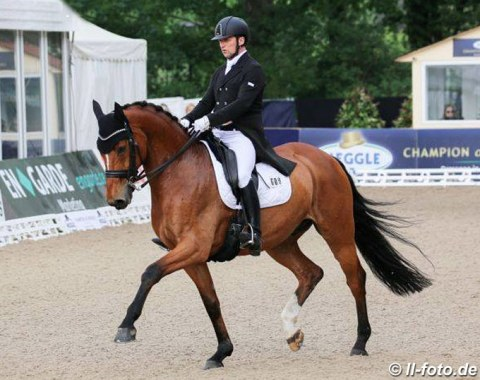 Dietmar Hax on Royal Boy H