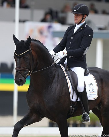 Matthias Bouten on Toni and Marina Meggle's Fidelio Royal (by For Romance x Rubin Royal)