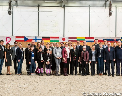 The show organisation of the CDI-W Zakrzow