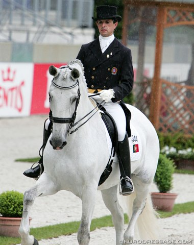 Miguel and Oxalis at the 2006 CDIO Aachen