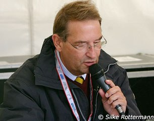 Renowned German announcer Stefan Krawczyk
