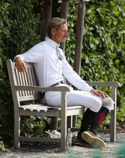 Patrik Kittel at the 2017 CDIO Aachen :: Photo © Astrid Appels