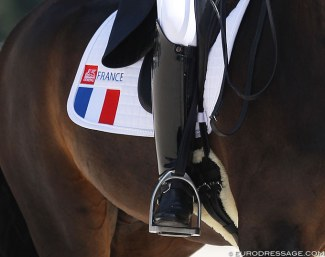 No French riders at the 2018 World Equestrian Games :: Photo © Astrid Appels