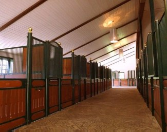 Equestrian centre near Cologne
