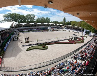 Rotterdam hosted the 2019 European Dressage and Show Jumping Championships :: Photo © Dirk Caremans
