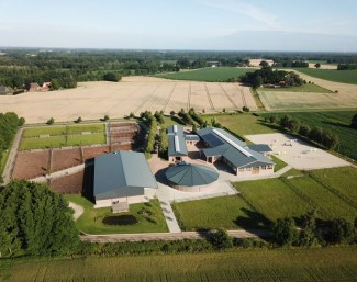 Exclusive Equestrian Facility that Meets the Highest Standards in Badbergen, Germany
